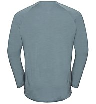 Odlo Concord Bl Crew Neck - Langarmshirt - Herren, Light Blue