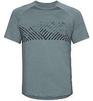 Odlo Concord Bl Crew Neck - T-Shirt - Herren, Light Blue