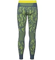 Odlo Blackcomb Bottom - calzamaglia - uomo, Green