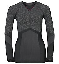 Odlo Blackcomb Evo Warm Damen-Funktionsshirt, Black