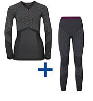 Odlo Blackcomb Evolution - Komplet Funktionsunterwäsche - Damen