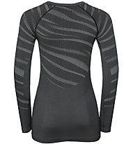 Odlo Blackcomb Suw Top Crew Neck - Funktionsshirt Langarm - Damen, Grey