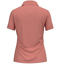 Odlo Cardada - Poloshirt Wandern - Damen, Light Orange