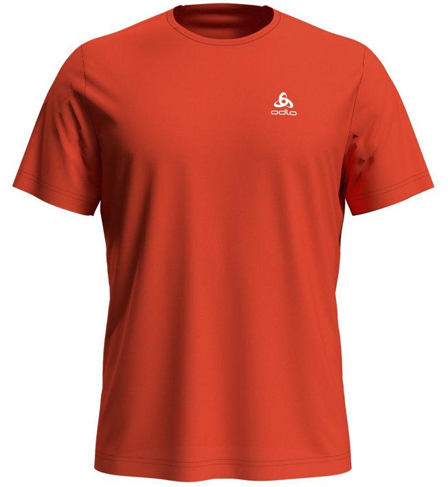 Odlo Cardada - T-Shirt Wandern - Herren, Dark Orange