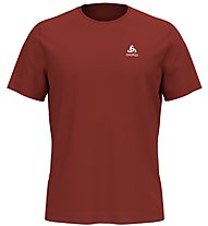 Odlo Cardada - T-Shirt Wandern - Herren, Dark Red