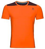 Odlo Ceramicool - T-shirt fitness - uomo, Orange