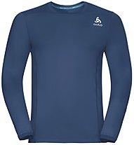 Odlo Ceramicool Pro - langärmliges Trekking-Shirt - Herren, Blue
