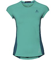 Odlo Ceramicool Pro - Running-Shirt Kurzarm - Damen, Green