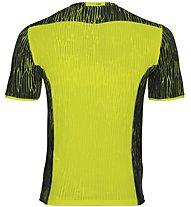 Odlo Ceramicool Pro Print - maglia running - uomo, Green