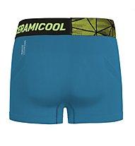 Odlo Ceramicool Seamless - boxer tecnici - uomo, Blue