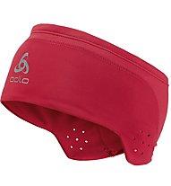 Odlo Ceramiwarm Headband - Stirnband, Red