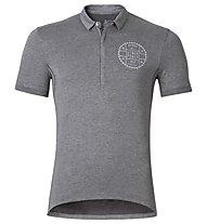 Odlo CLASSIC Polo shirt s/sM (2015), Odlo Graphite Melange