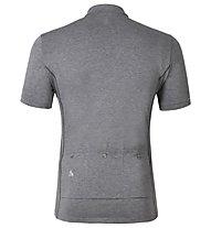 Odlo Classic Polo shirt s/s Radtrikot (2015), Odlo Graphite Melange