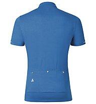 Odlo Classic Polo shirt s/s Radtrikot (2015), Directoire Blue Melange