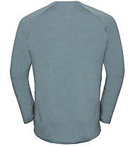 Odlo Concord Bl Crew Neck - maglia a maniche lunghe - uomo, Light Blue