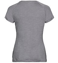 Odlo Concord Bl Top Crew Neck - T-Shirt Wandern - Damen, Grey