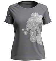 Odlo Concord Bl Top Crew Neck - T-Shirt Wandern - Damen, Dark Grey
