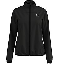 Odlo Core Light Jacket - giacca running - donna, Black