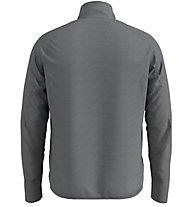 Odlo Carve Ceramiwarm Midlayer - giacca di pile - uomo, Grey