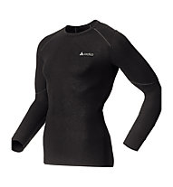 Odlo X-Warm Crew Neck L/S Shirt, Black