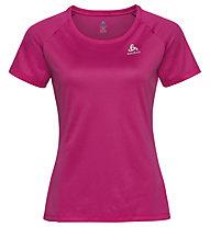 Odlo Element Light S/S Crew Neck - T-Shirt - Damen, Pink