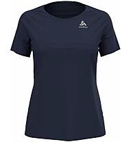Odlo Element Light S/S Crew Neck - T-Shirt - Damen, Blue