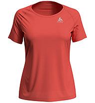 Odlo Element Light - T-shirt - donna, Red
