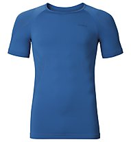 Odlo Evolution Light Shirt S/S Funktionsunterhemd, Directoire Blue