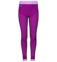 Odlo Evolution Warm - Unterhose lang - Kinder, Pink