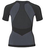 Odlo Evolution Warm Crew Neck S/s Shirt W's, Black