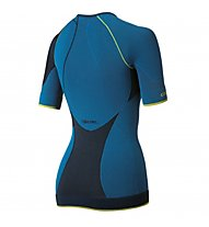 Odlo Evolution Warm Greentec - Funktionsshirt Damen, Light Blue