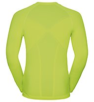 Odlo Evolution warm - maglia funzionale manica lunga - uomo, Yellow