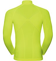 Odlo Evolution Warm - maglia tecnica a manica lunga - uomo, Green