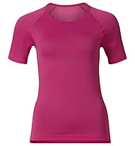 Odlo Maglia intima EVOLUTION X Light Shirt s/s crew neck, Beetroot Purple
