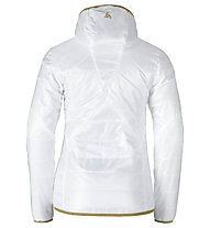 Odlo Fahrenheit - Bergsportrjacke mit Kapuze - Damen, White