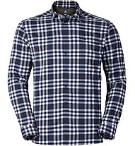 Odlo Fairview Shirt Ls Herren Wanderhemd lang, Black