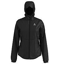Odlo Fli S-Thermic Insulated - giacca con cappuccio - donna, Black