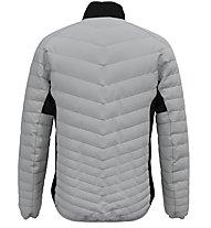 Odlo Gregor Cocoon - giacca isolante - uomo, Grey/Black