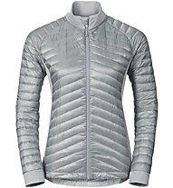 Odlo Helium Cocoon - Daunenjacke Bergsport - Damen, Grey