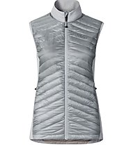 Odlo Helium Cocoon Vest Damen Daunweste, Grey