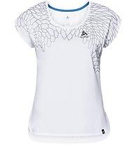 Odlo Helle Bl - T-Shirt Bergsport - Damen, White