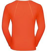 Odlo Imperium - Runningshirt Langarm - Herren, Orange