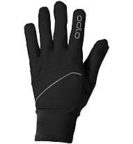 Odlo Intensity Safety - guanti running, Black