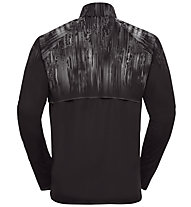 Odlo Zeroweight Pro Warm - giacca running - uomo, Black