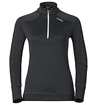 Odlo Jackson Hole Midlayer 1/2 zip W's, Odlo Graphite Grey