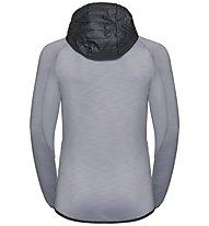Odlo Katja - Kapuzenjacke - Damen, Grey/Black