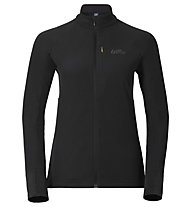 Odlo Komi Midlayer full zip W's, Black