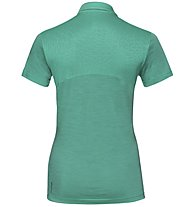 Odlo Koya Ceramiwool - Poloshirt Bergsport - Damen, Green