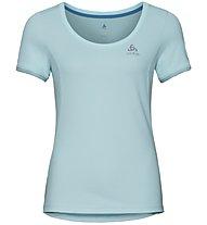 Odlo Kumano FDry - T-Shirt Bergsport - Damen, Azure