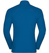 Odlo La Molina - Fleecepullover mit Reißverschluss - Herren, Light Blue